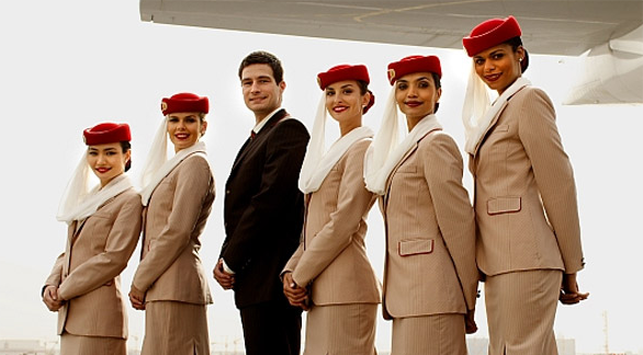 New Customer - Emirates